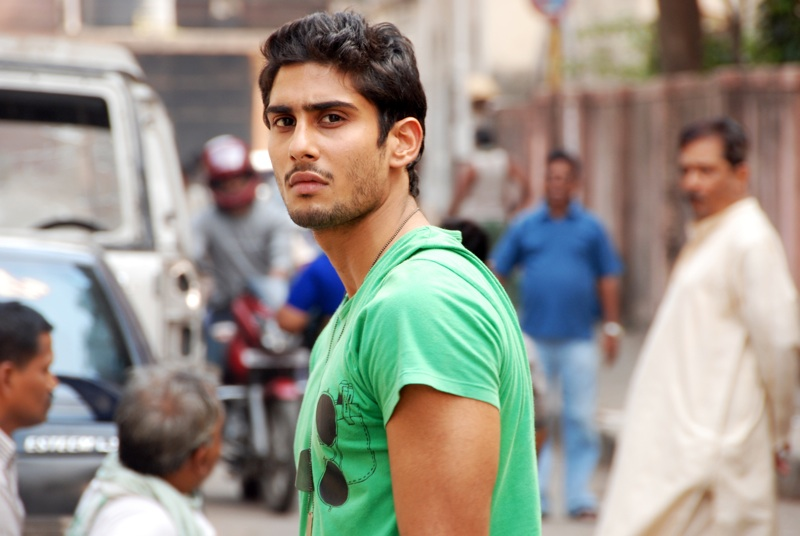 still from Dhobi Ghat, starring Prateik Babbar