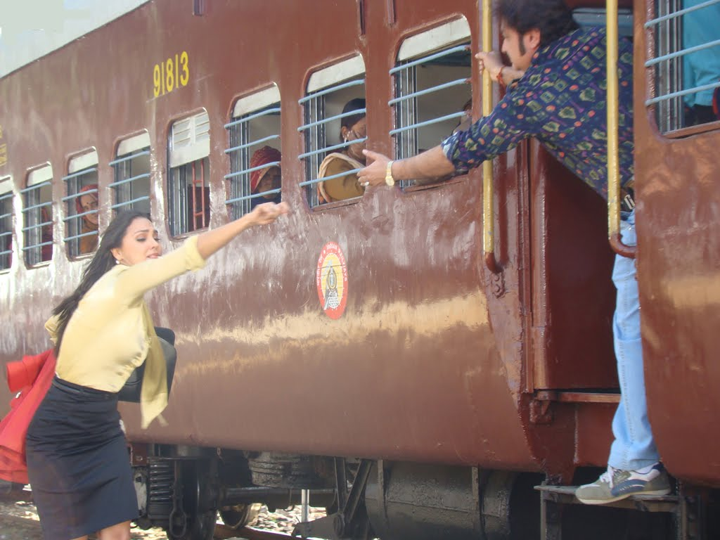 Train from Chalo Dilli