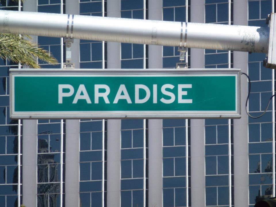 Las Vegas, Paradise