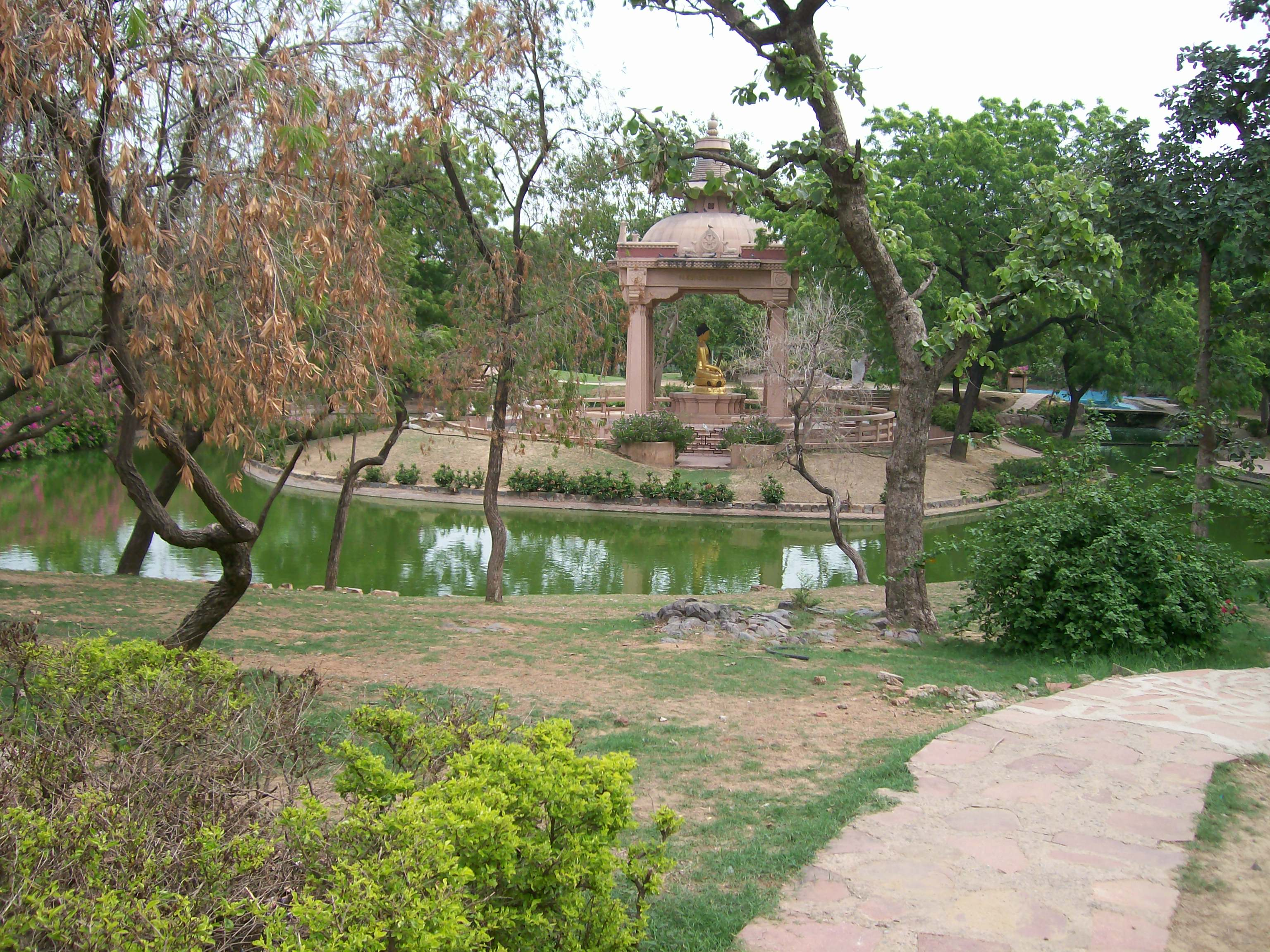 source - Buddha Garden