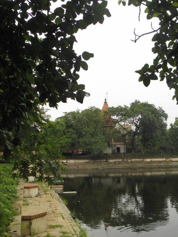 Varanasi spires