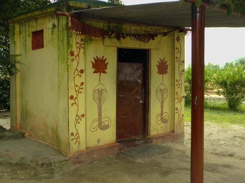 Kali Temple Vaishali
